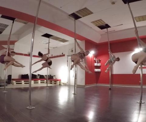 Naša prva grupna koreografija!