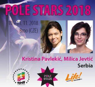 Naš zlatni dubl nastupa sledeće nedelje na Pole Stars internacionalnom prvenstvu :)