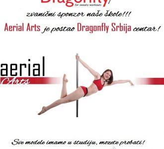 Dragonfly brand sponzorisao našu školu!!!